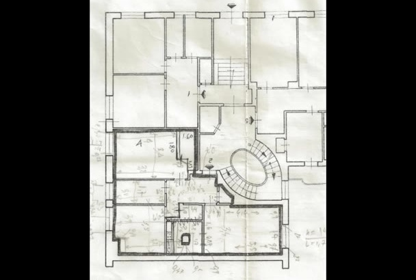 do your Sketch to Cad or convert Pdf to AUTOCAD file