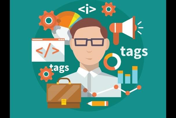 design and Develop Custom design 5 page WordPress Website