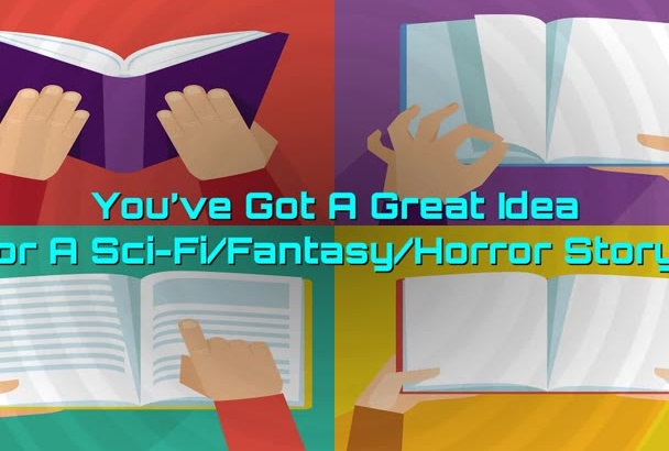 brainstorm your Fantasy or Science Fiction plot