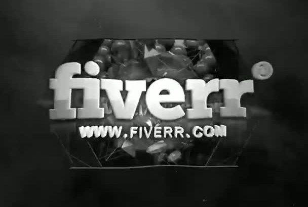 make AWESOME video intro with your logo dimond