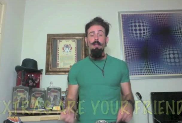 be your all around SpokesmanTestimonial Guy