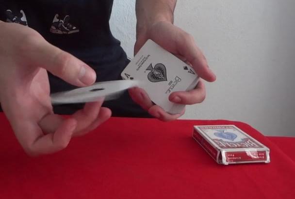 enseñarte un truco de magia