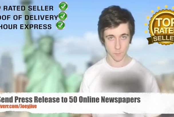 send Press Release to 50 Online Newspapers