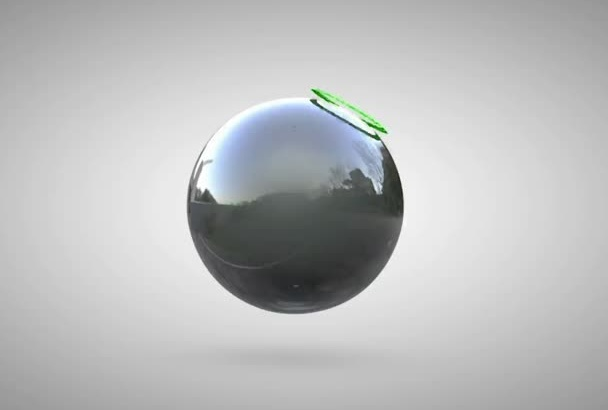 make this Tech Ball intro video