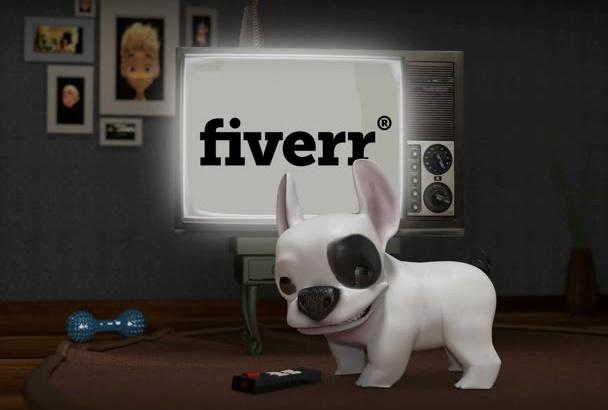 create a cute DOG intro with Bonus
