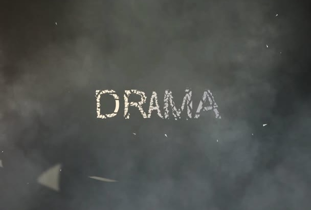 customize this smoke love drama TRAILER best to promote book product or website
