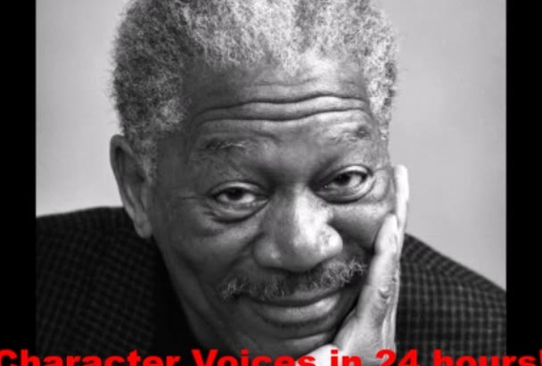 record Character Voices Today