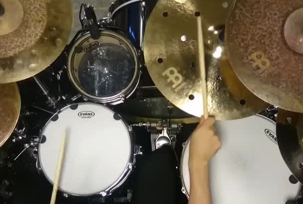 write and record an awesome Drum Track from SCRATCH