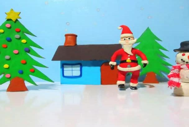 do Christmas video greeting