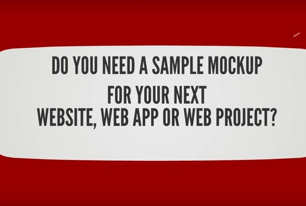 create your next perfect website UI mockup