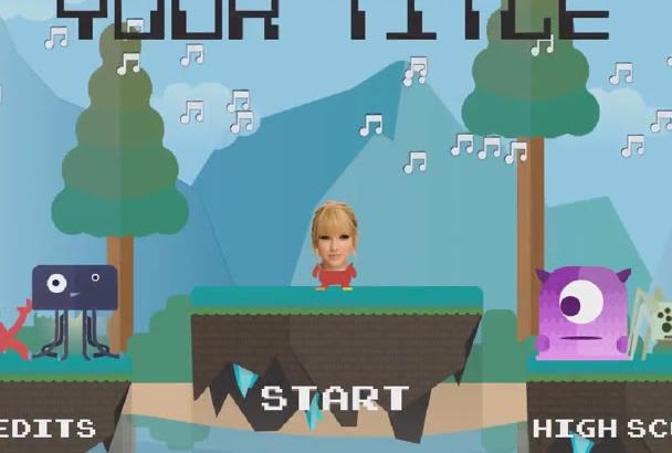 hacerte el personaje principal de este videojuego