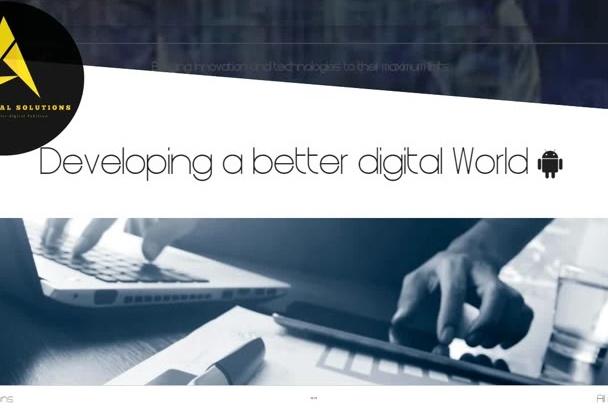 create ultimate AngularJS website