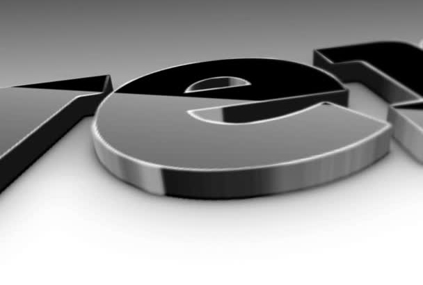 make ELEGANT Simple Smooth 3d Logo Video