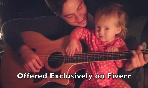 record a lullaby song or cd