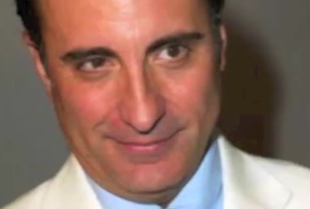 impersonate Andy Garcia