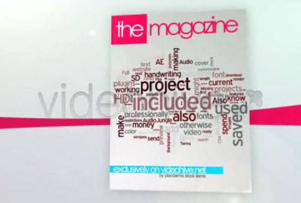 create an intro video to promote your magazine