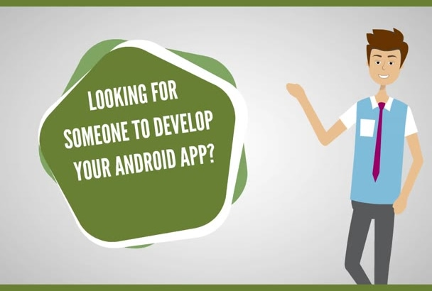 develop ANDROID app using android studio
