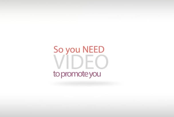 create this powerful ADVERTISING video to promote your Company or Website