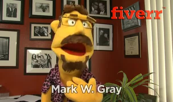 make you a Web Video with this other puppet