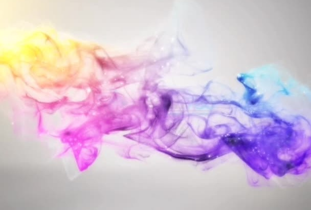 create HD Colorful Effect Logo Reveal Intro