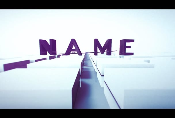 make professional video intros 12 Style