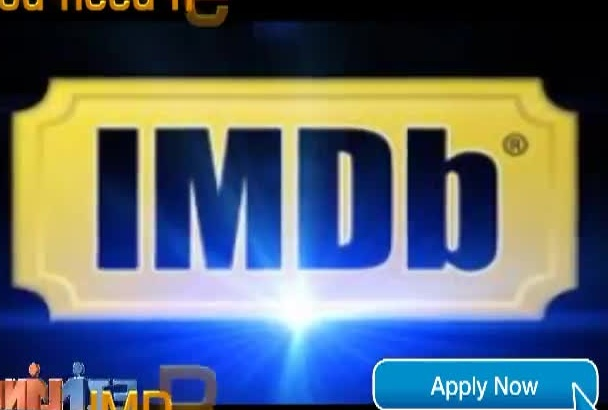 provide 10,000 Visitors to Your IMDB page