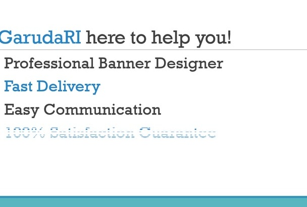 create eyecatch COOL Header for Your Website