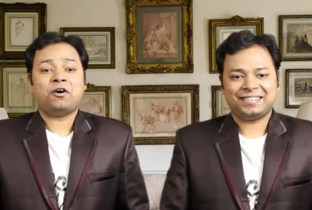 create a Special Promotional Video featuring TWINS