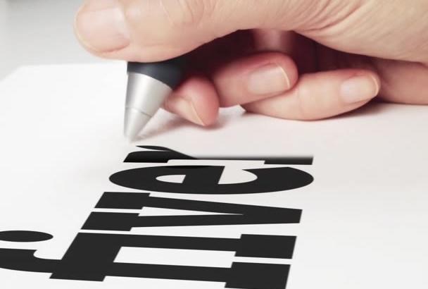 hacer un intro dibujando tu logo o imagen