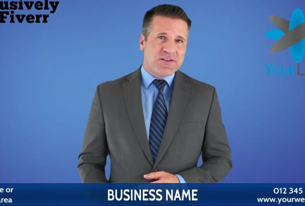 make this Insurance Agent STUNNING Video Commercial