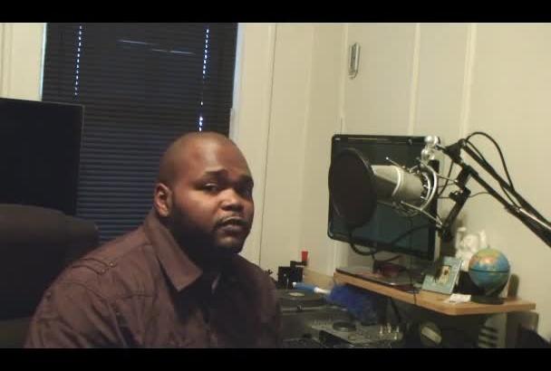 do a high quality audio voice over