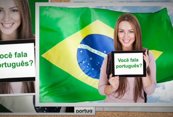 give you a ton of Brazilian Portuguese resources