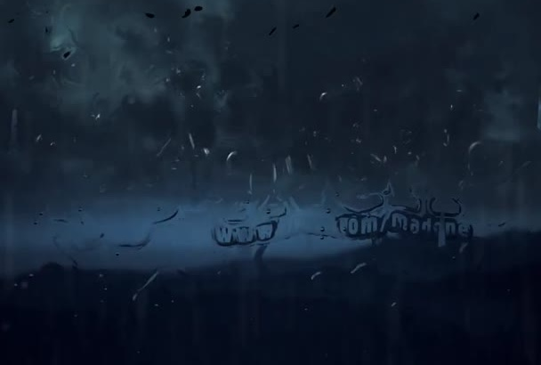 make Water Storm intro