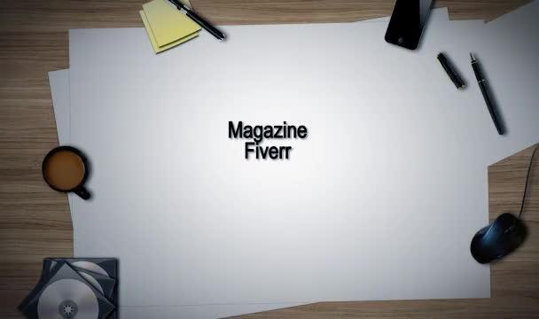 make an eyecrashing magazine video