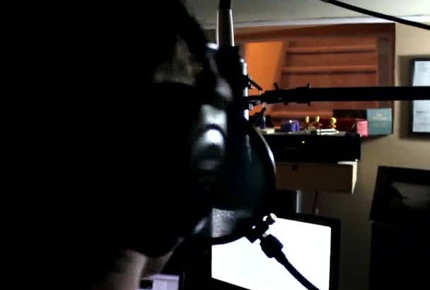 professionally record a great TEEN boy voiceover for your radio ad or video project