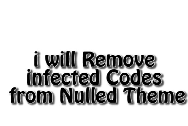 remove malware from wordpress Nulled theme and plugins
