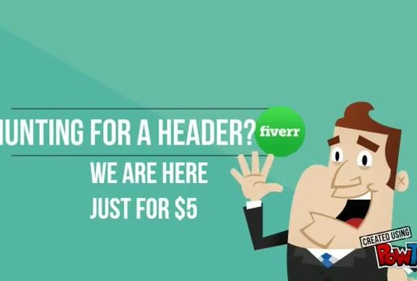 make Header images,Event graphics,Business Cards