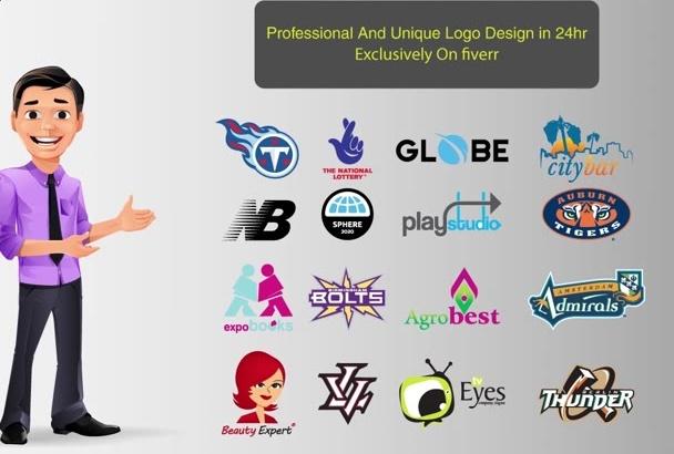 professional and unique LOGO design