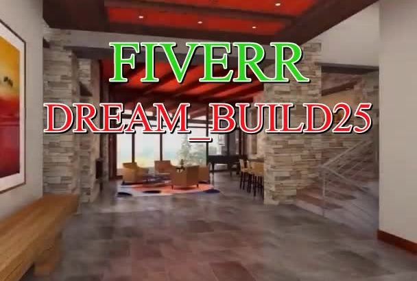 provide amazing inetrior, exterior, 3D floor plan