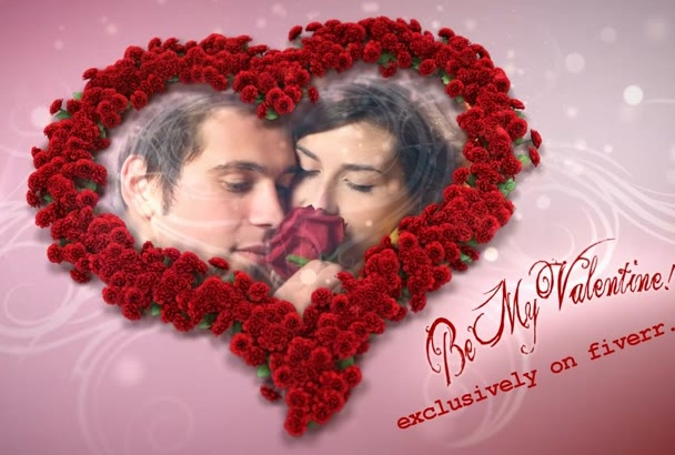 make Lovely  Valentines Day eCard