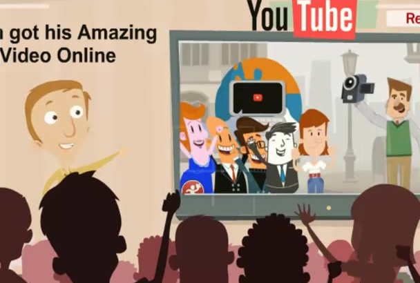 create this Great Animated Explainer video