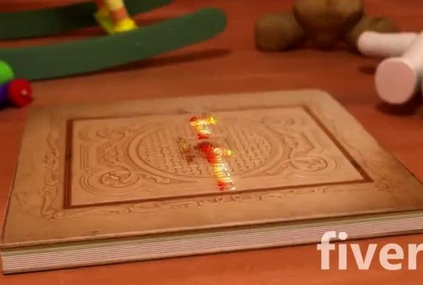 create an AMAZING fairybook video