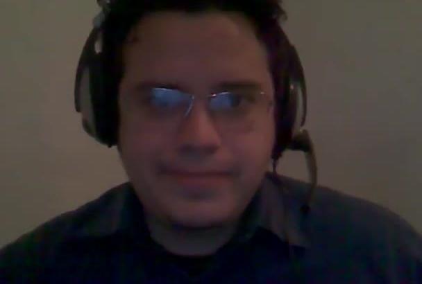 teach you Spanish on skype, professional lesson