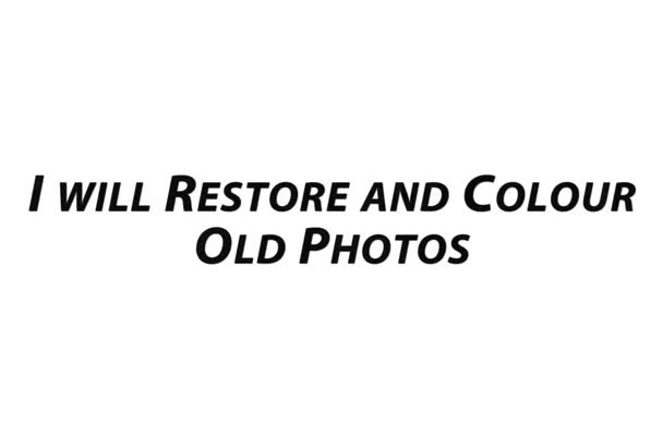 fix old and new Photos