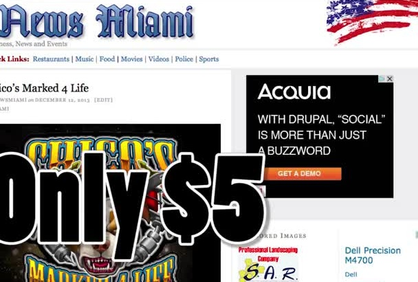 post on my Miami News Blog