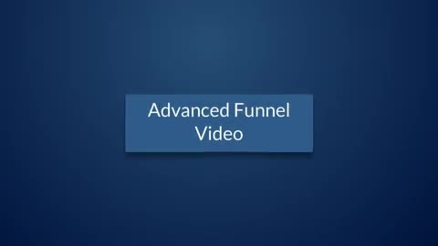 give you internet marketing course ADVANCED Funnel Video with plr