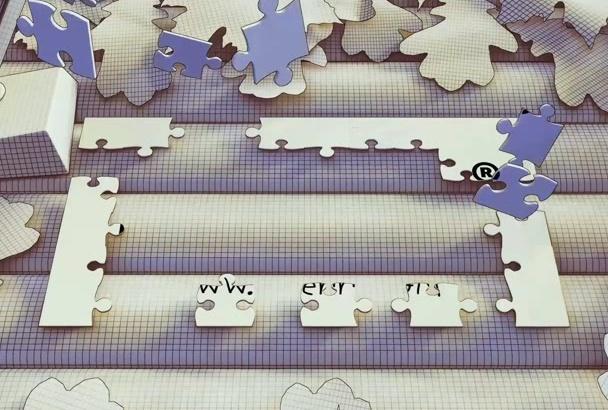 do Puzzle Logo Reveal