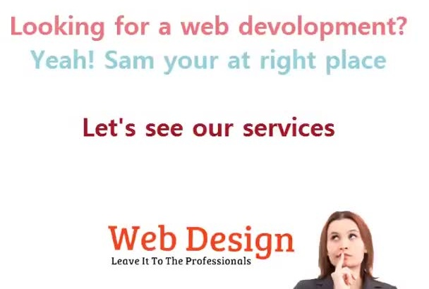 do Professional Wordpress Or HTML Web Design