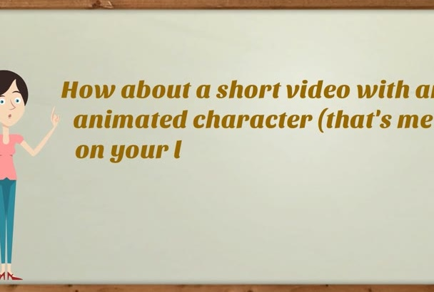 create a video introducing your local business