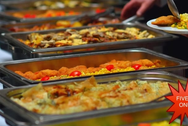 provide 4 Catering Business Videos